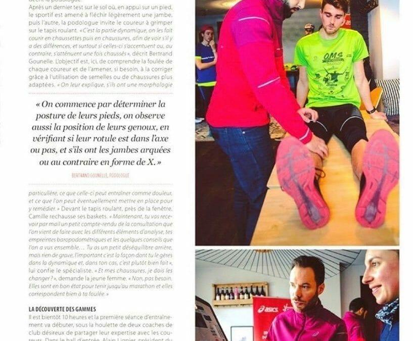 Revue : Athlétisme 2019