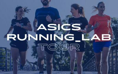 Asics Running Lab Tour